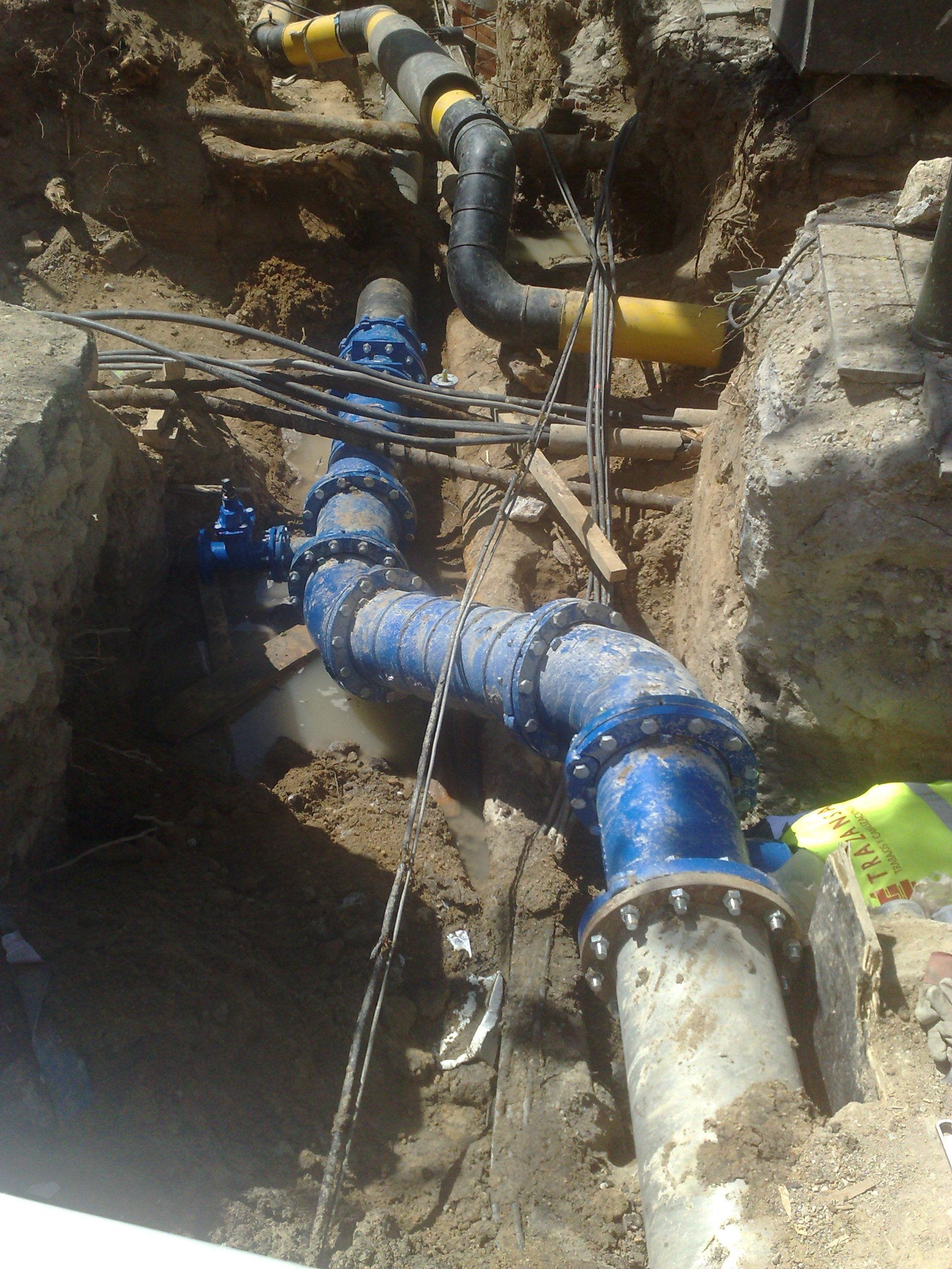 Foto 17 de Construcciones hidráulicas en Madrid | Trazansa (Trabajos y Canalizaciones, S.A.)
