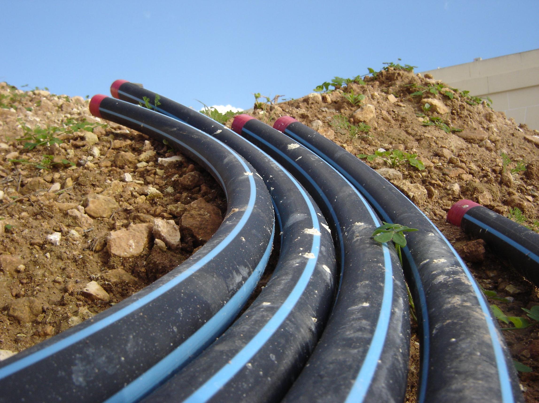 Redes de abastecimiento de agua