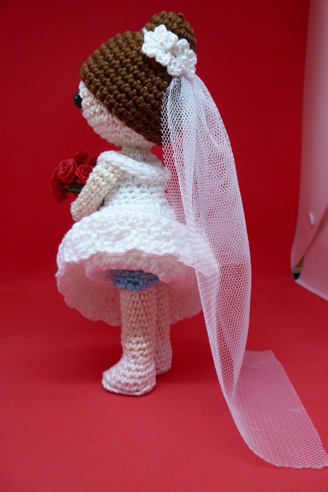 Amigurumis para bodas