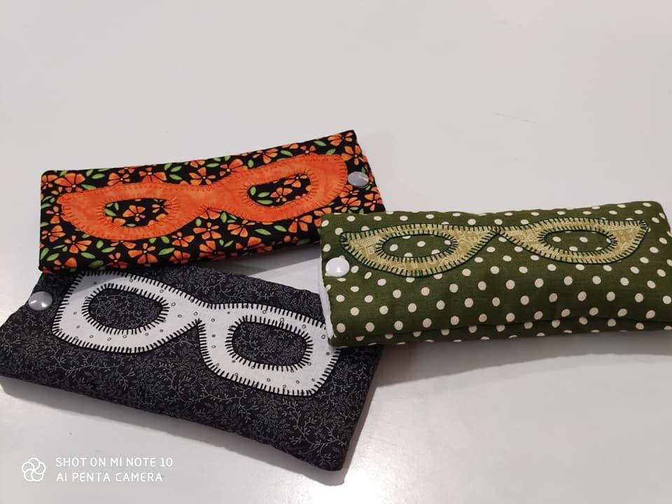 En Mercería Inma. en la calle La Almunia 20 de Zaragoza, en el barrio de La Almozara encontrarás estas fundas de gafas tan veraniegas