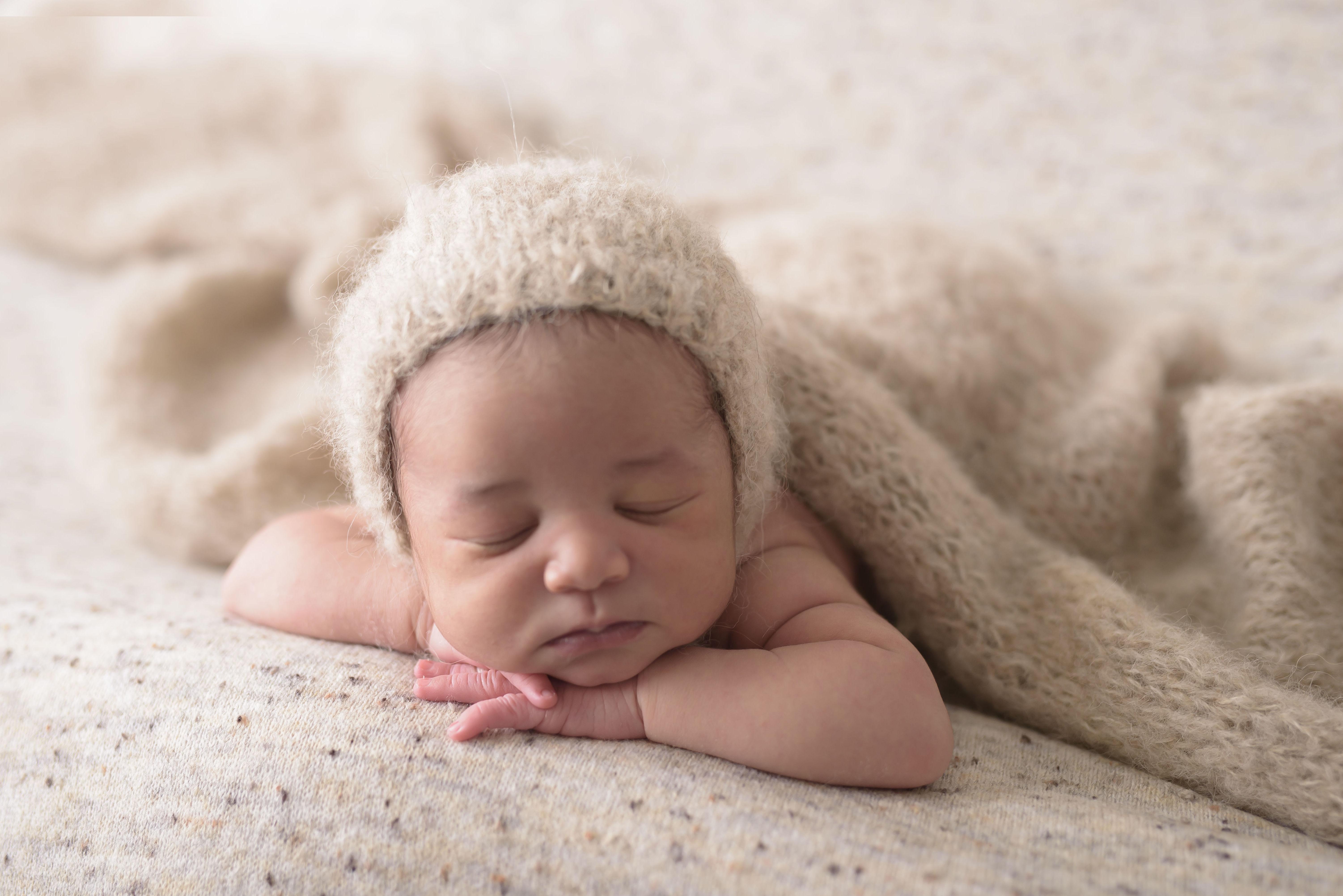 Sesión de fotos de Recien Nacido