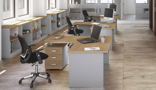 Equipamiento completo para oficinas