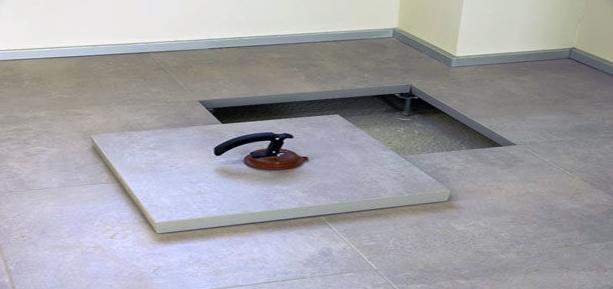 Colocación de suelos técnicos