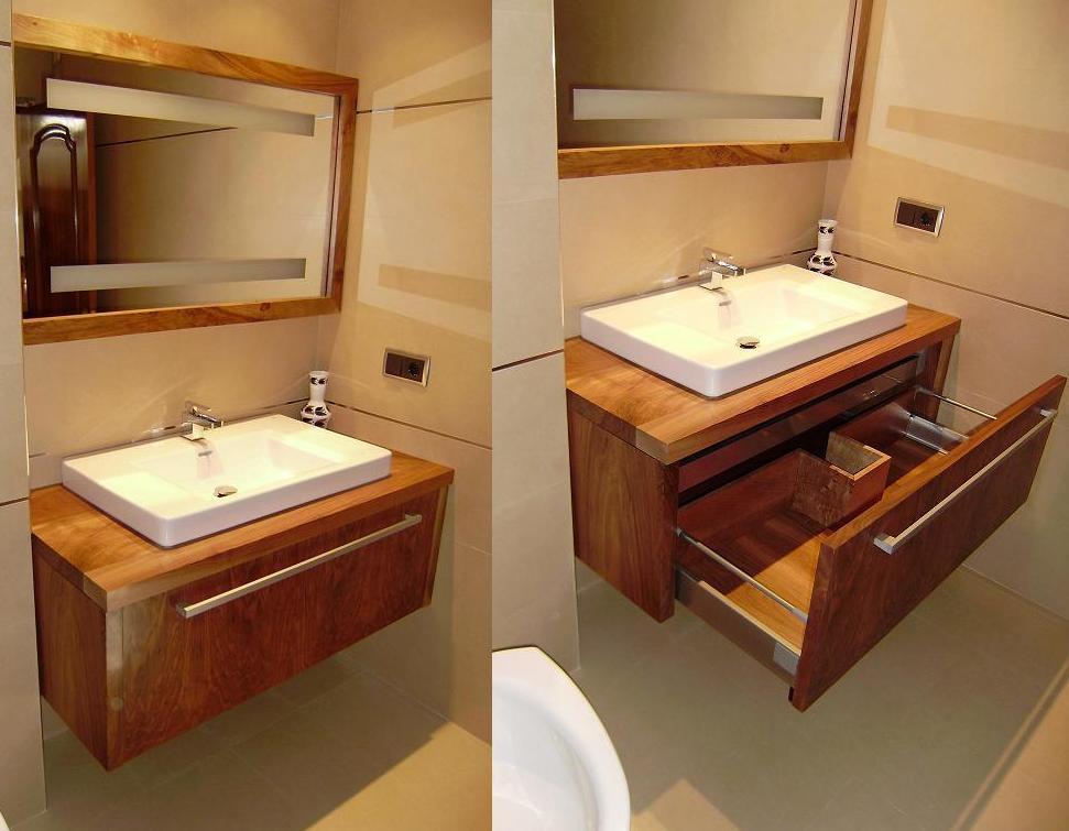 Muebles artesanos de madera