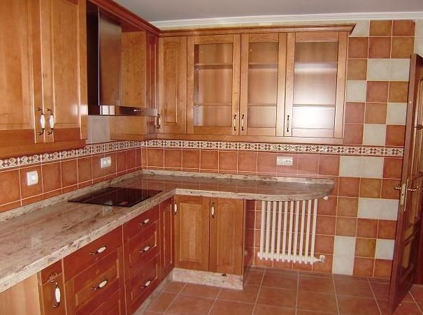 Muebles de cocina en León - Ebanistería del Valle