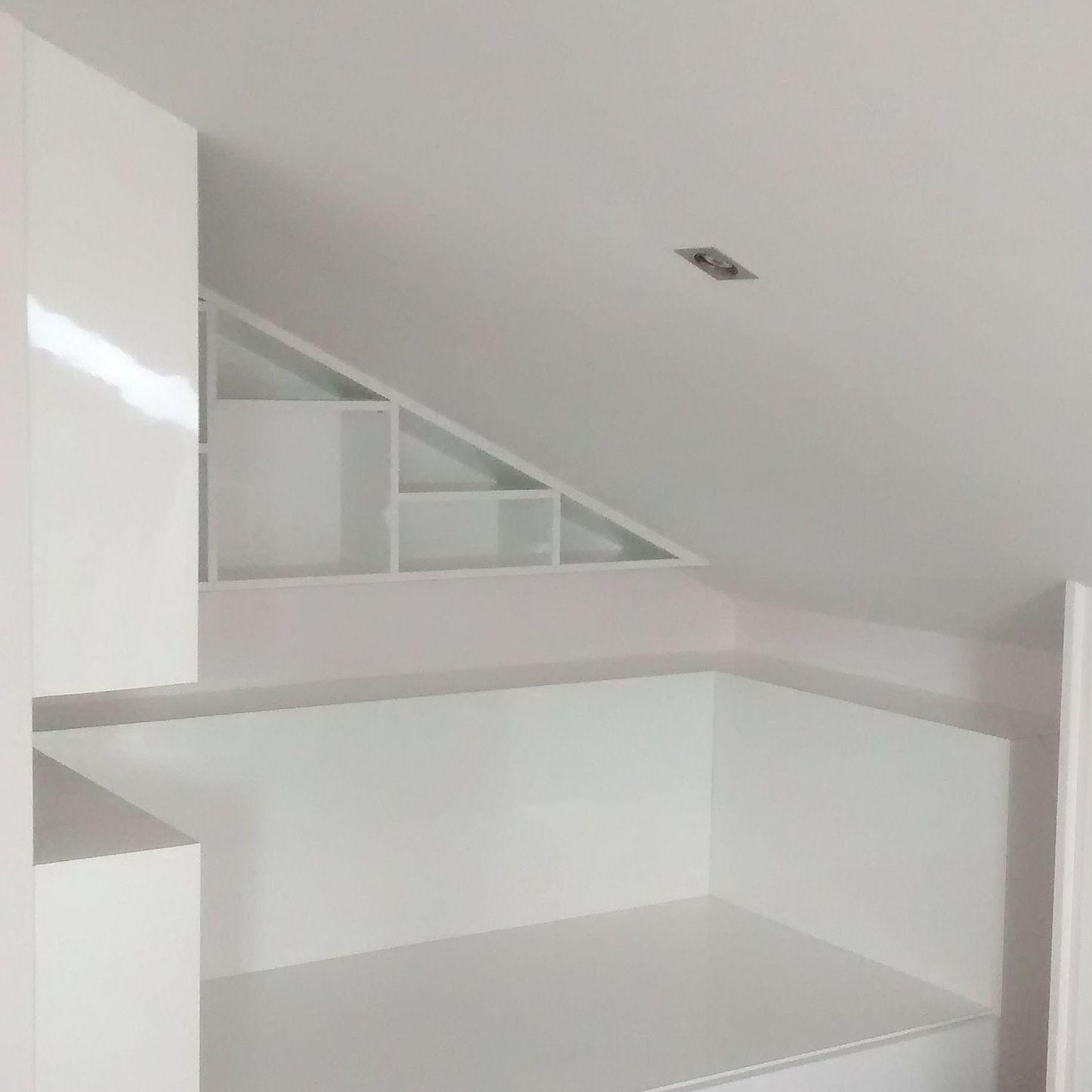 armarios para esquinas y aticos