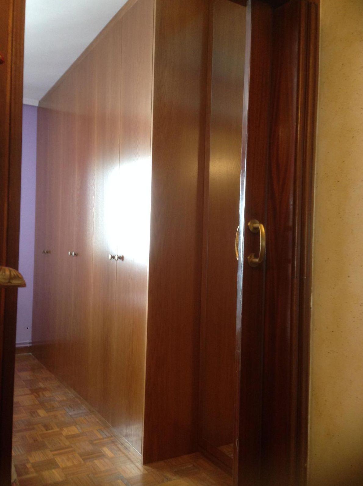 Puertas de paso de madera en León