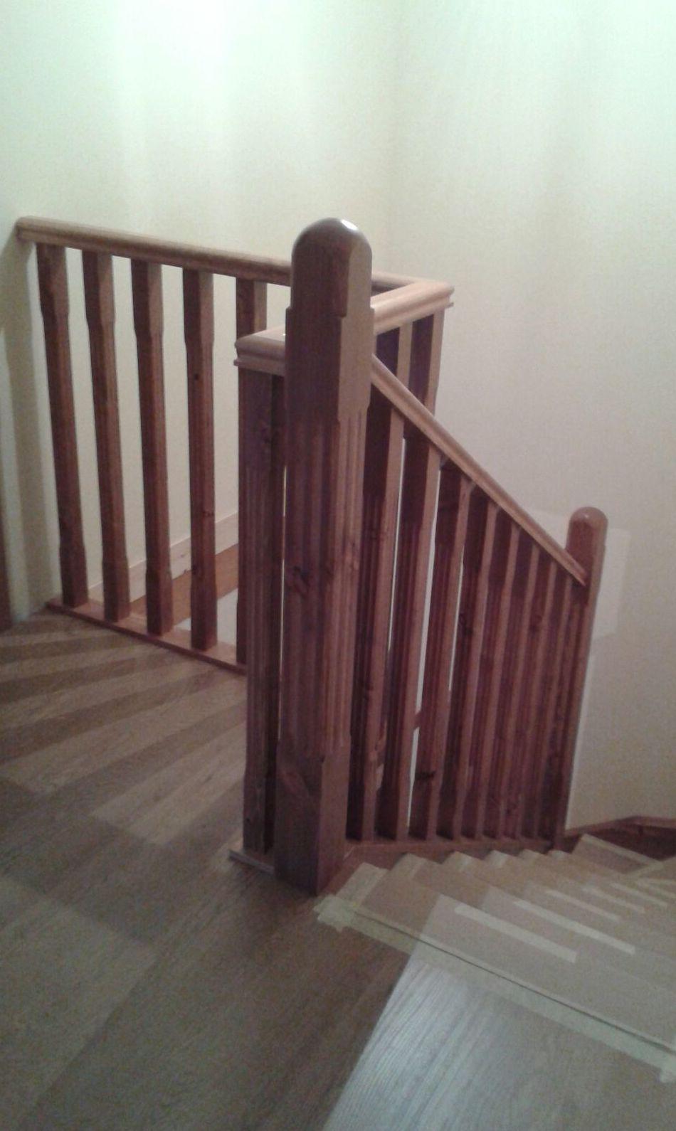 pasamanos para escaleras
