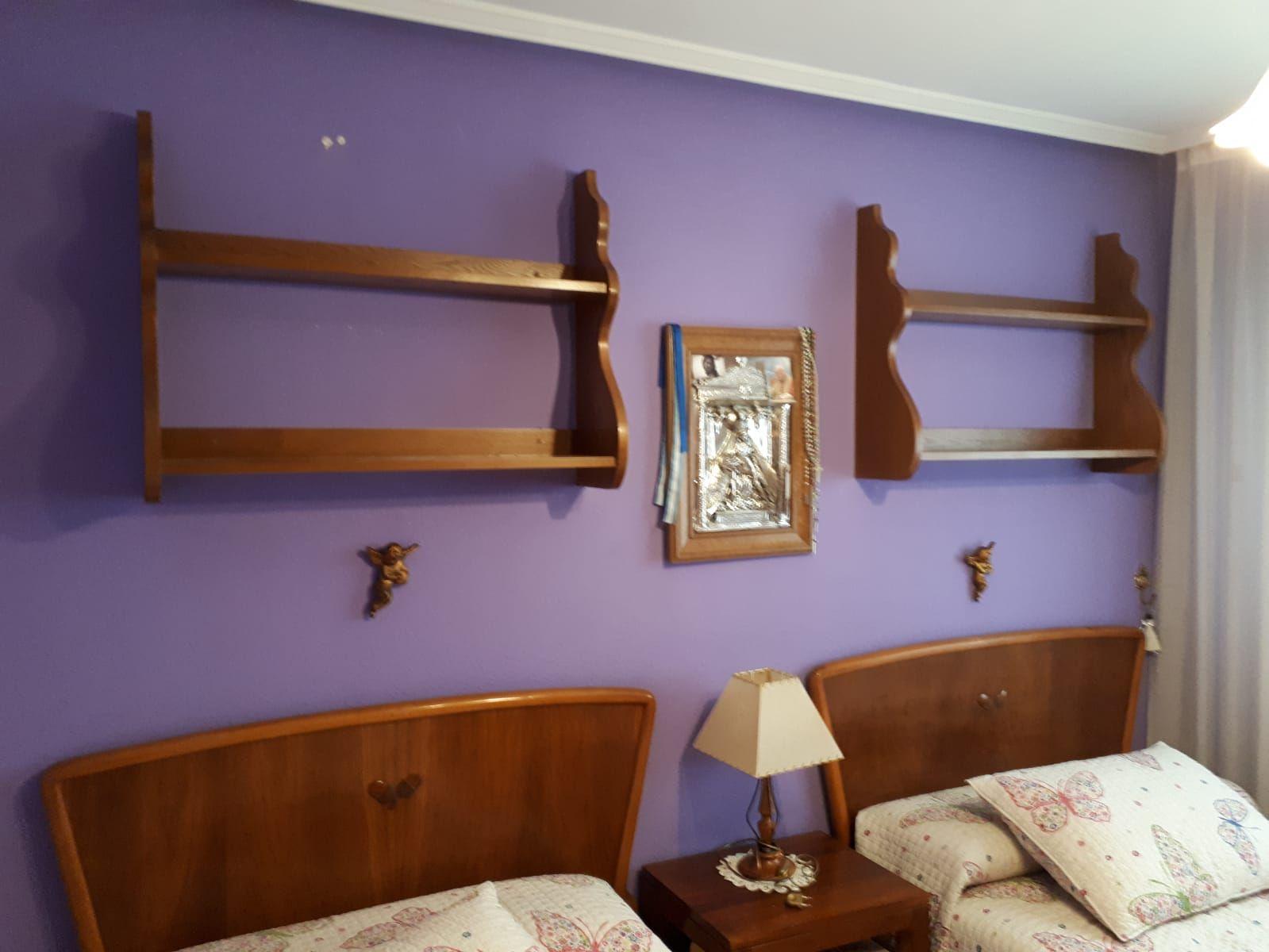 Estanterías de madera en León