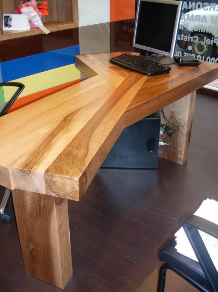 Muebles de oficina personalizados