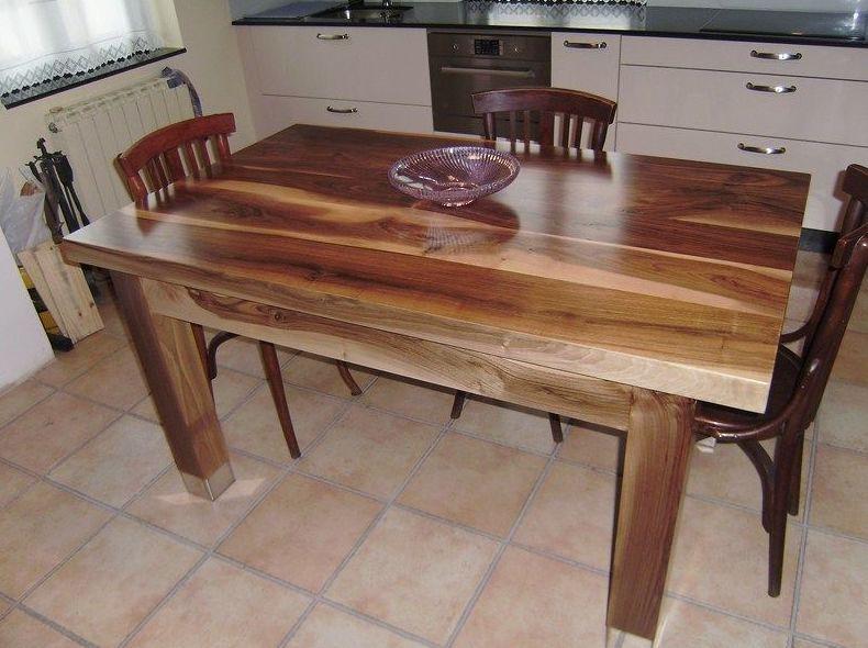 Muebles artesanos para cocina