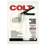 Colt vacuum pump system manometro metal