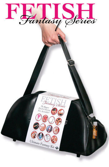 FETISH FANTASY BOLSO KIT DE BONDAGE(130.99€)
