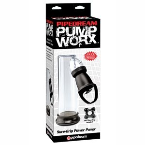 Pump worx bomba de erección superprieta - Pump worx sure-grip