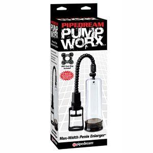 Pump worx bomba de erección máxima amplitud - Pump worx max-width penis enlarger