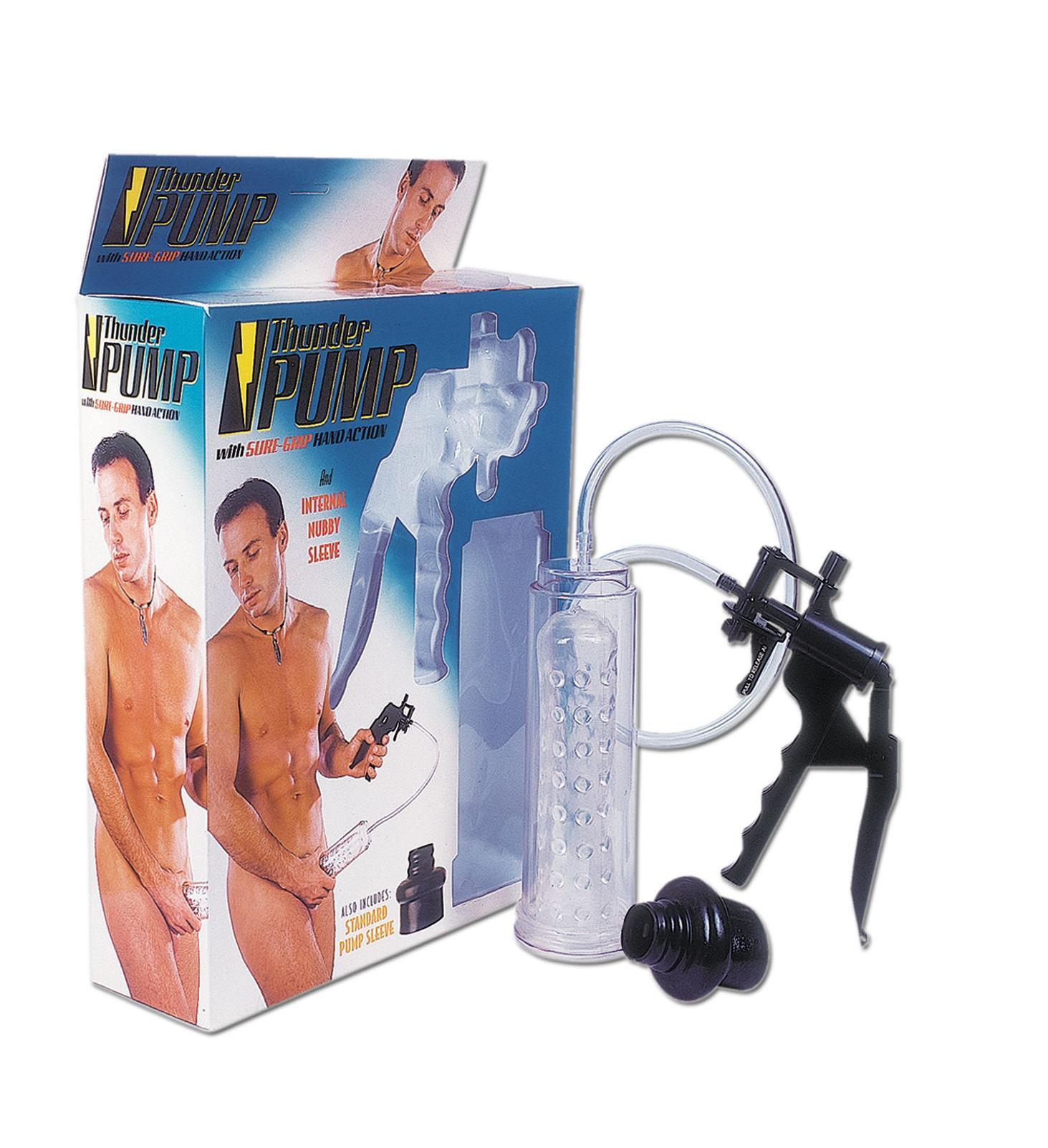 Developer con pistola y bolsa de silicona thunder pump
