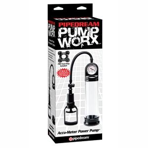 Pump worx bomba de erección manómetro - Pump  worx accu-meter
