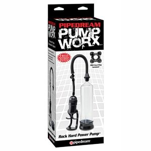 Pump worx bomba de erección Rock hard