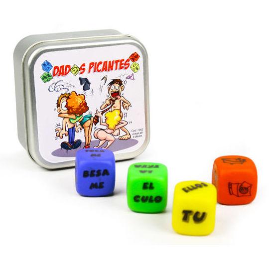 DADOS PICANTES(17.99€)