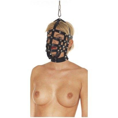 Careta con correas: Tienda Erótica Mistery de Tienda Erótica Mistery