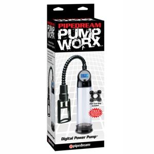 Pump worx bomba de erección digital - Pump worx digital power pump