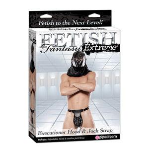 Máscara y tanga fetish fantasi extreme de verdugo