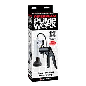 Pump worx bomba de erección máxima precisión - Pump worx max-precision