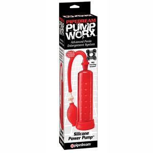 Pump Worx Bomba de erección silicona: Tienda Erótica Mistery de Tienda Erótica Mistery