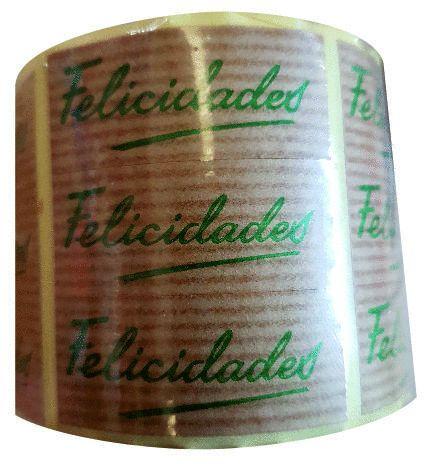 Etiquetas adhesivas y de cartulina: Productos de B2B Bernabeu