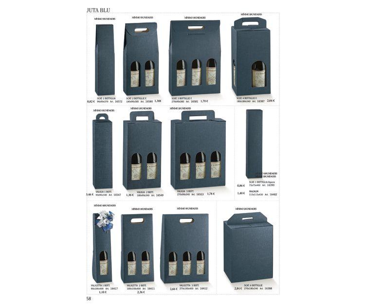 Cajas para vino y bebidas