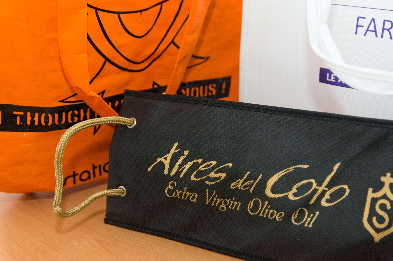 Bolsas de tela personalizadas en Madrid