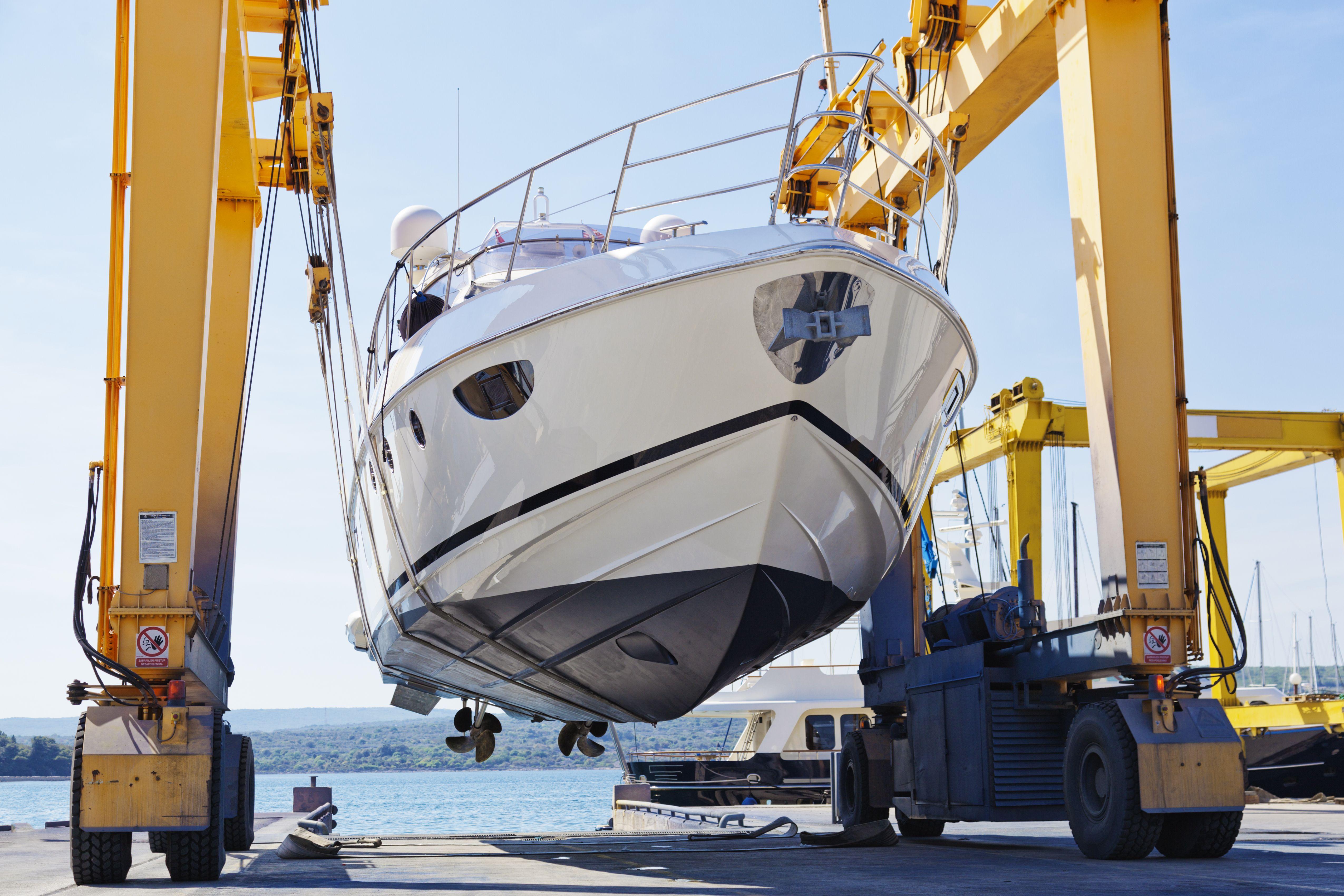 Mantenimiento de barcos Baleares