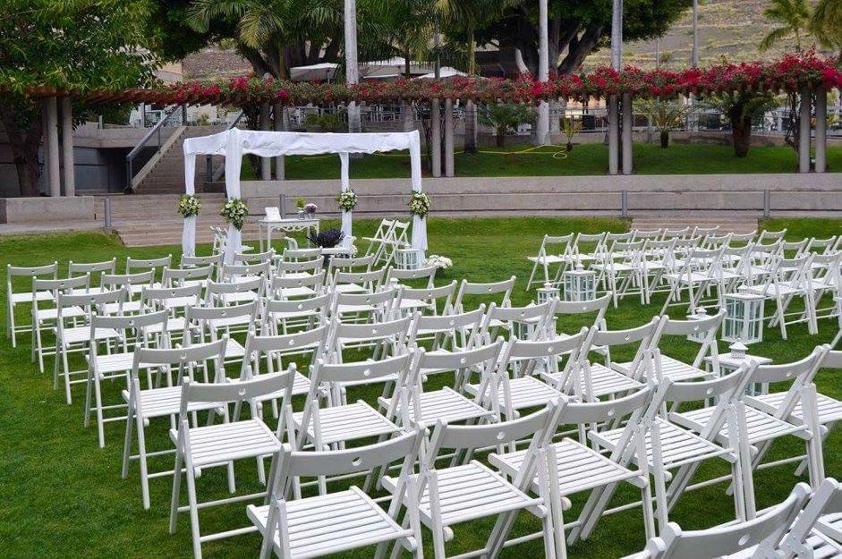Empresa organizadora de bodas en Palma de Mallorca