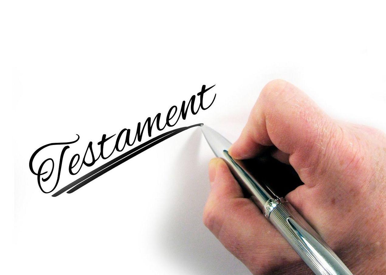 Los notarios explican las ventajas de hacer testamento
