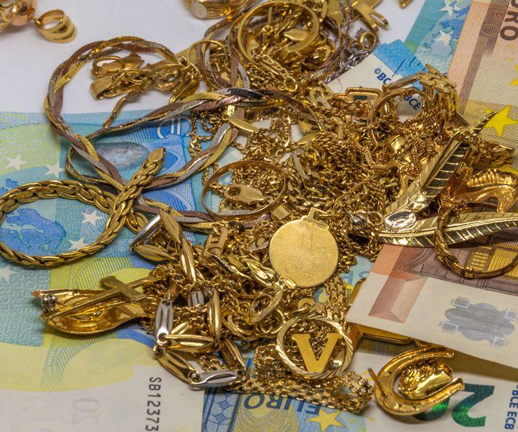Comprar oro en Madrid