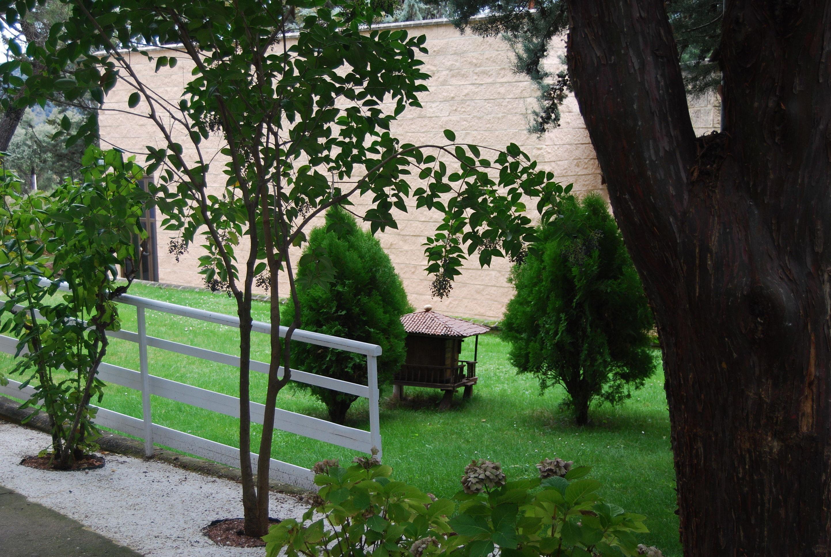 Residencia de ancianos en Robledo de Chavela