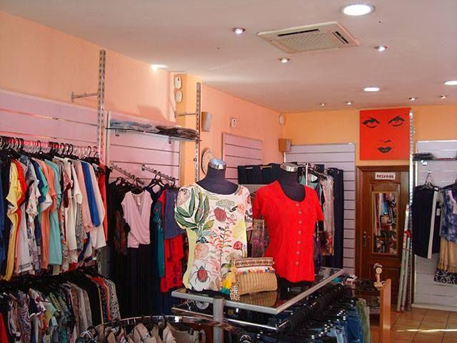 Tienda ropa mujer tallas grandes Alcorcón