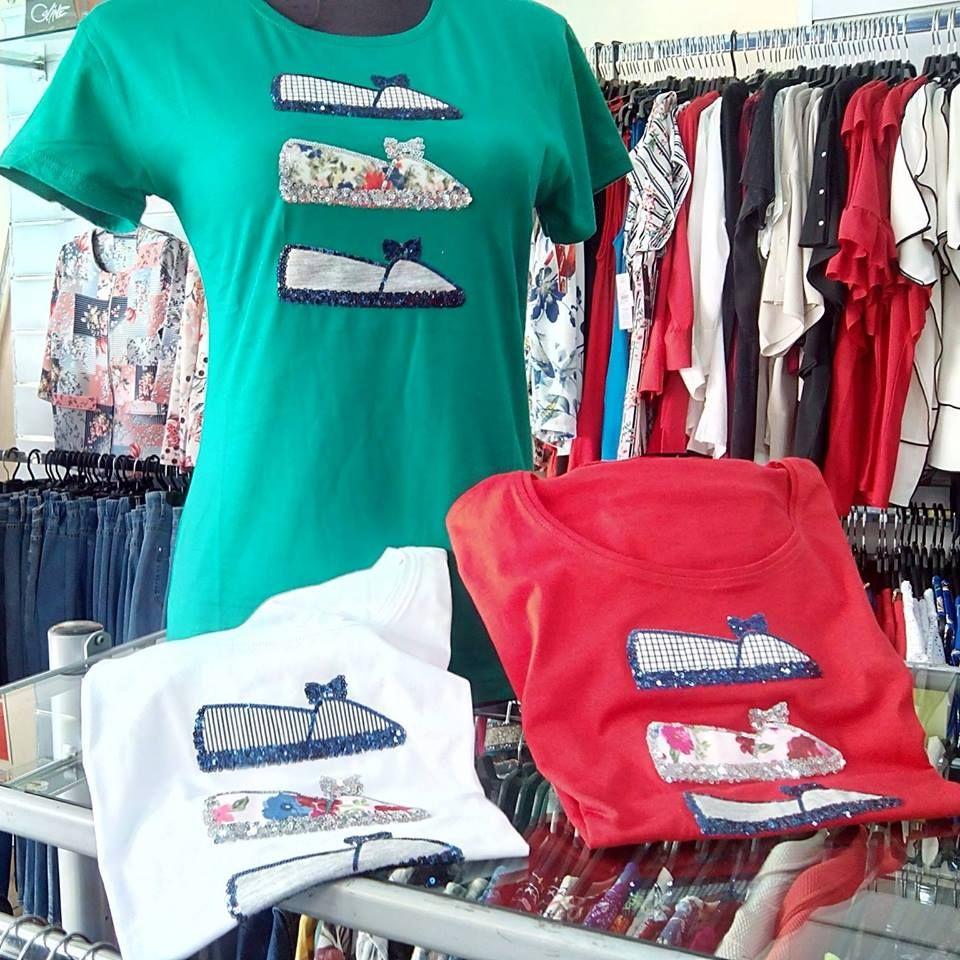Tienda ropa mujer camisetas tallas grandes Alcorcón