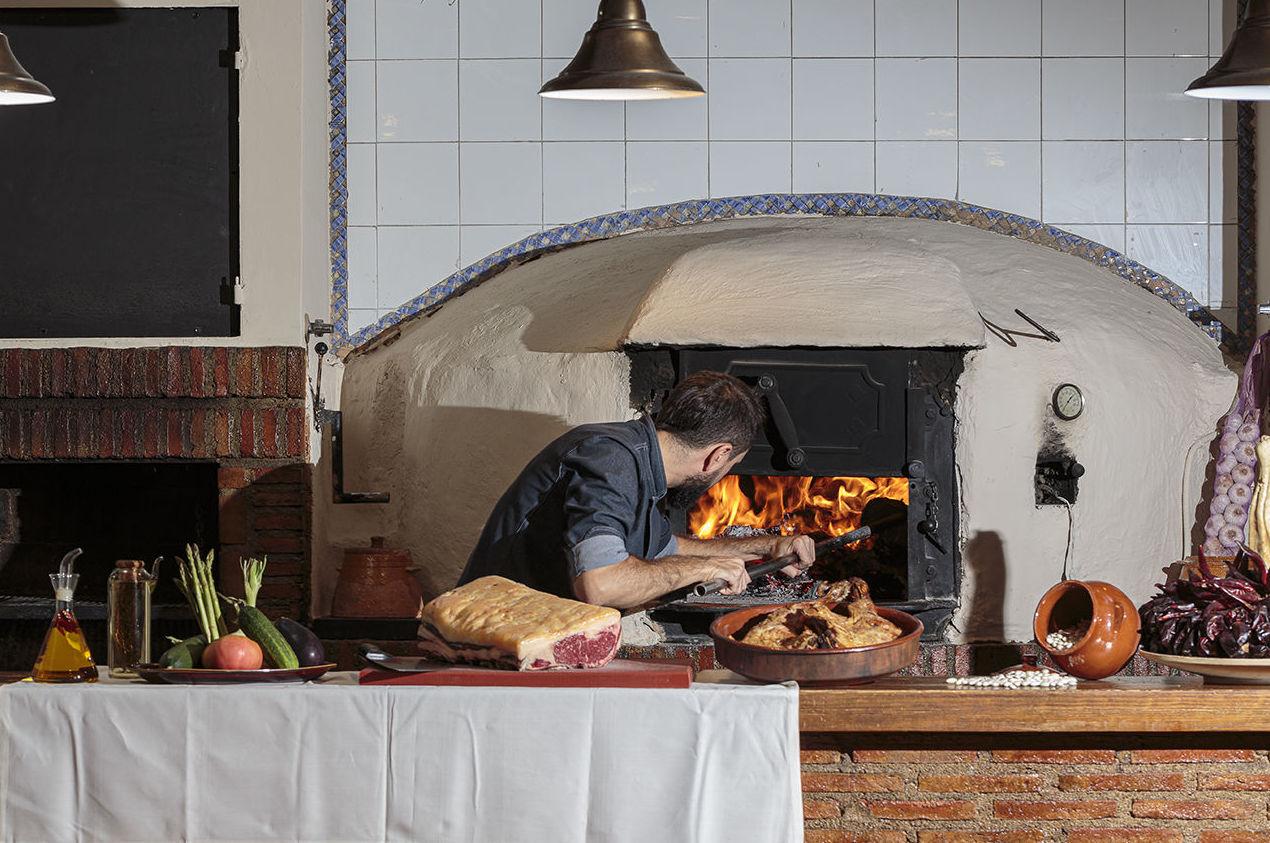 Ya está en ello nuestro chef Alberto ...