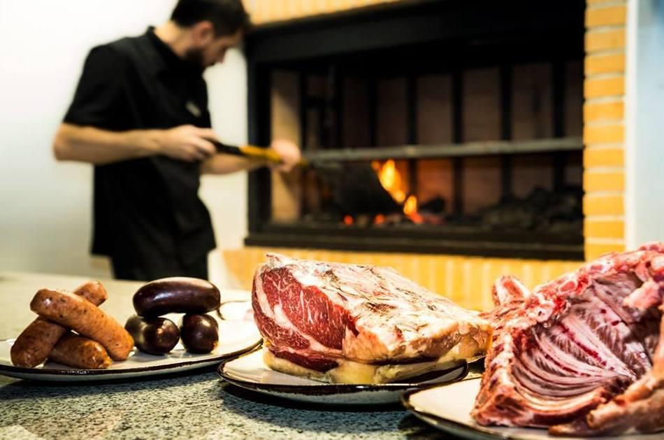 Carta BARBACOA 2019: Nuestra Carta de Restaurante El Roble Hotel AB Arganda