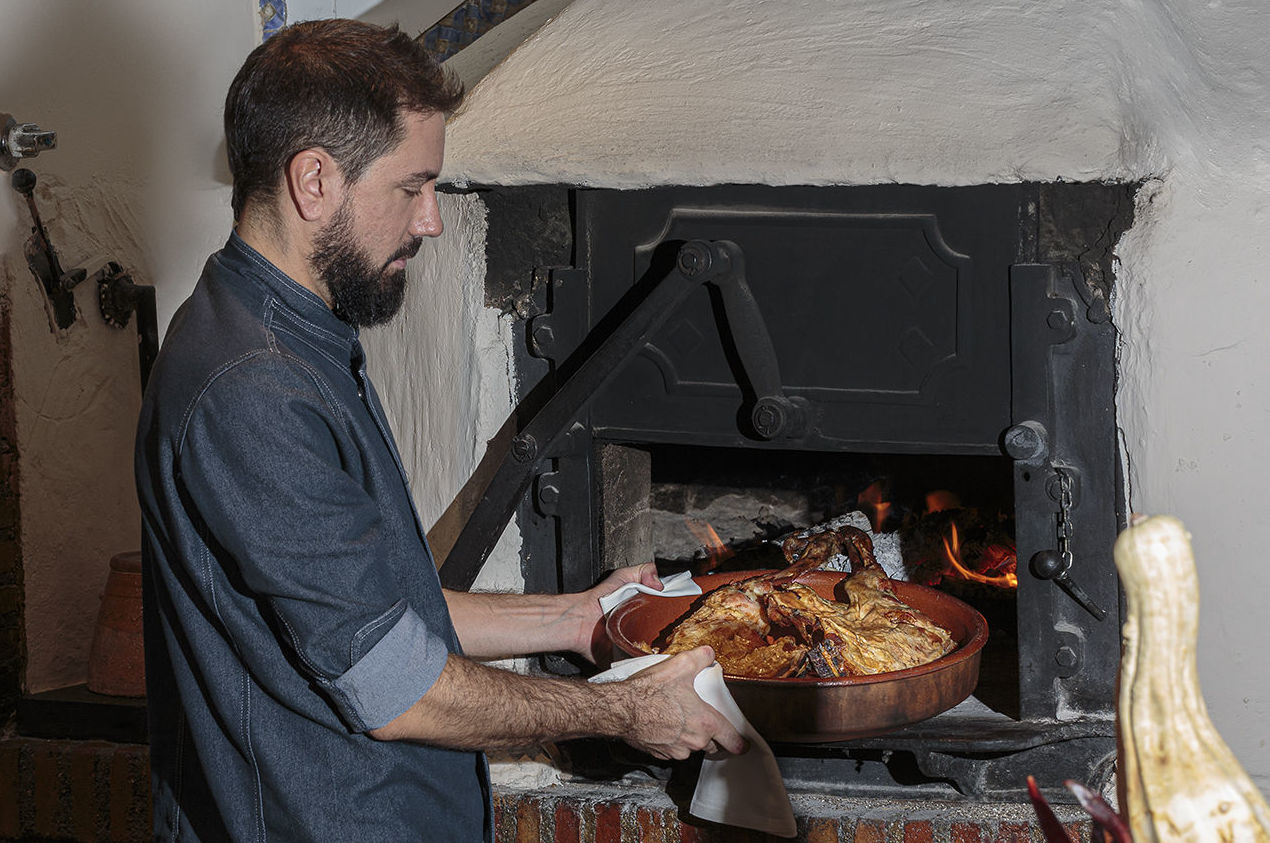 Foto 23 de Asadores en Arganda del Rey | Restaurante El Roble Hotel AB Arganda