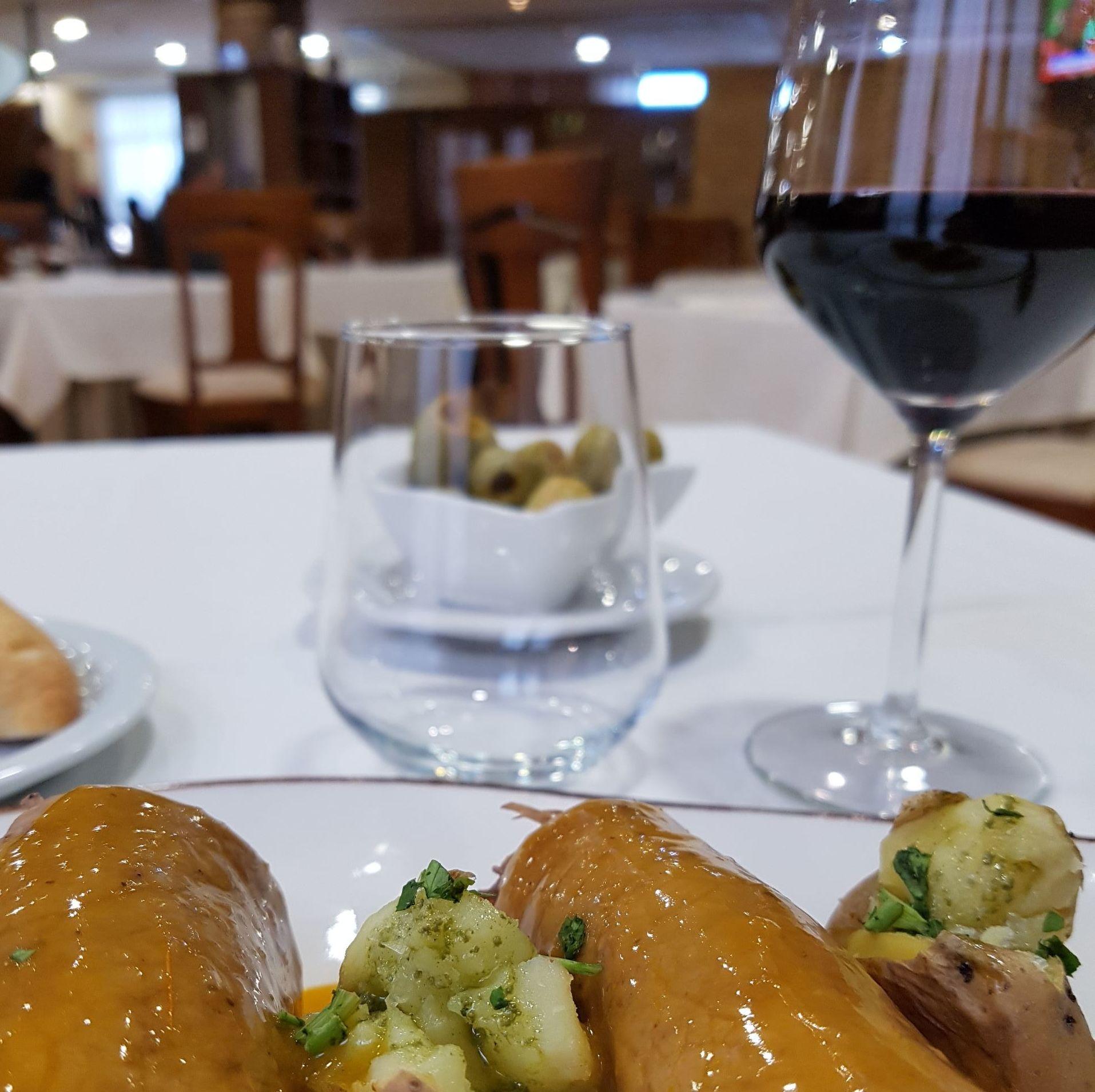 Foto 24 de Asadores en Arganda del Rey | Restaurante El Roble Hotel AB Arganda