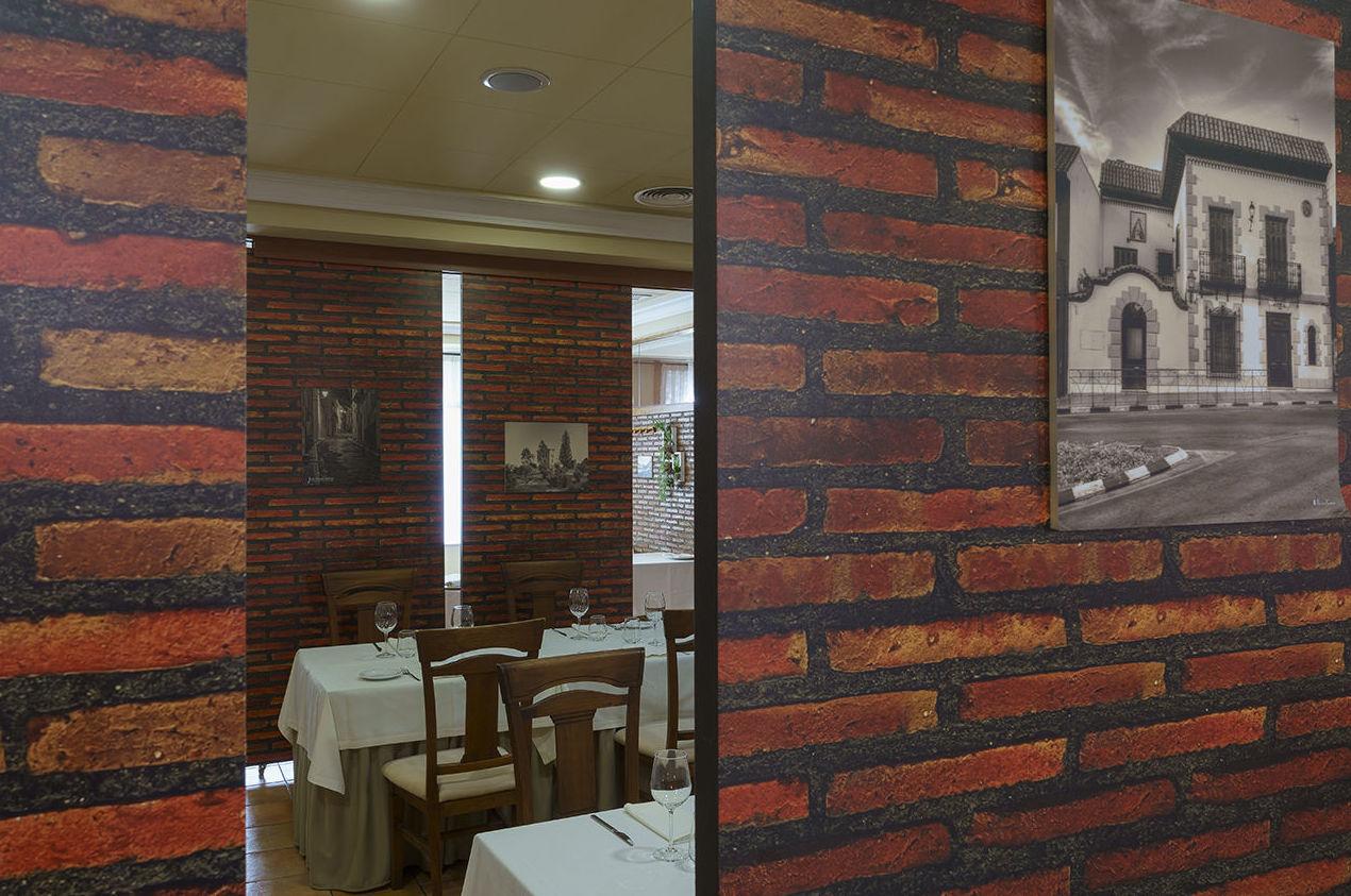 Foto 13 de Asadores en Arganda del Rey | Restaurante El Roble Hotel AB Arganda