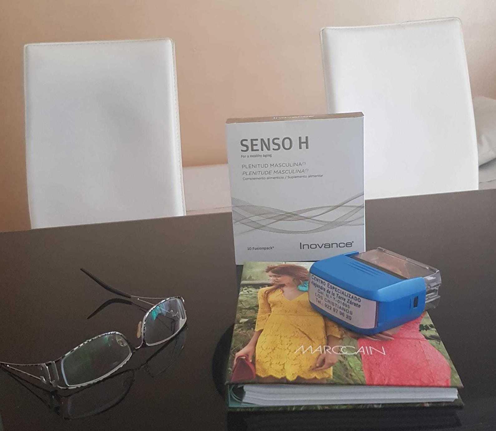 SENSO H. Plenitud masculina
