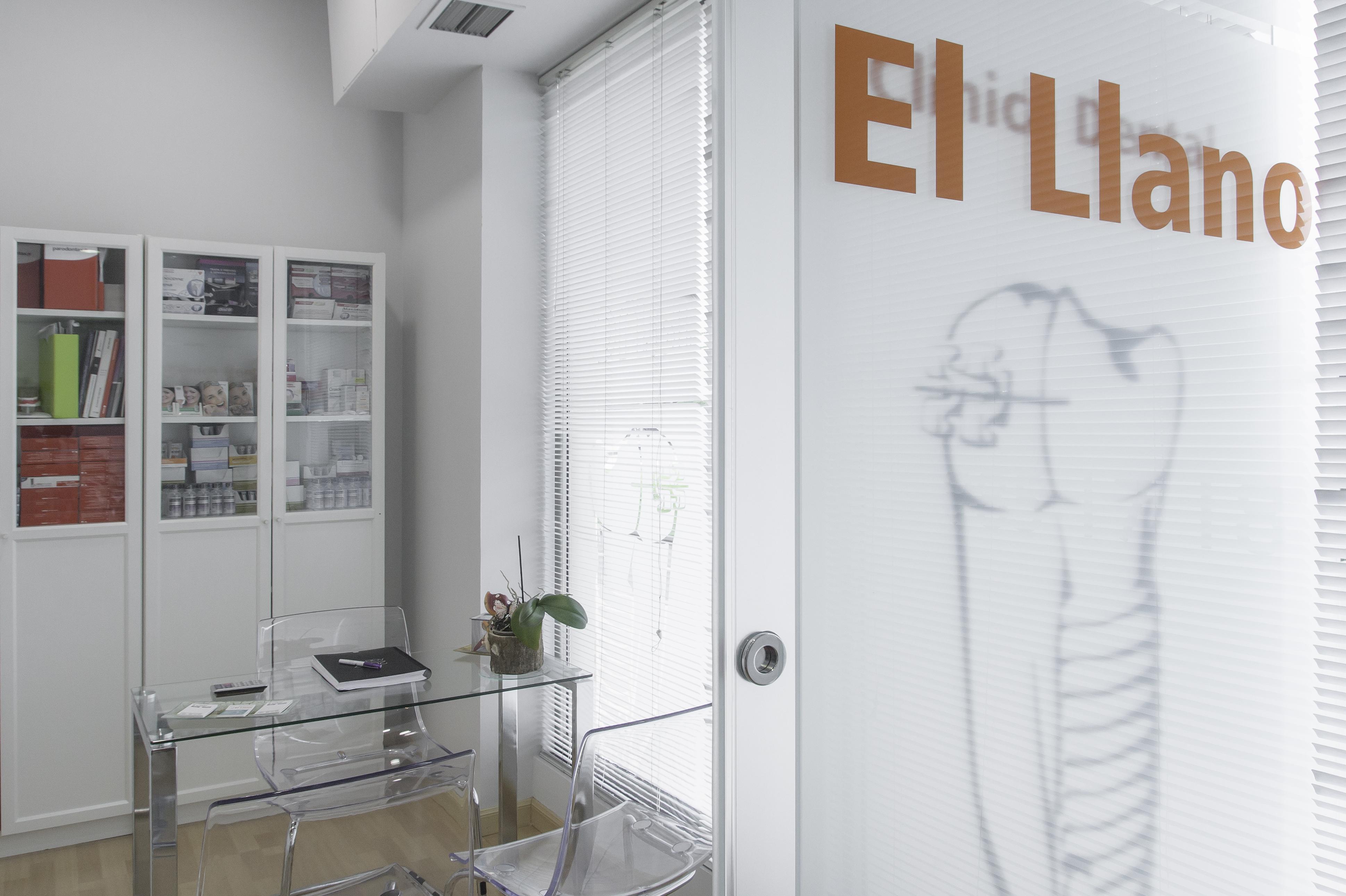 Interior de nuestra clínica dental en Gijón
