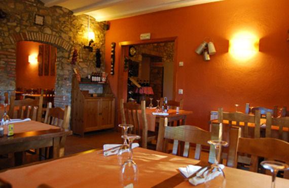 Foto 3 de Restaurantes espectáculo en Tordera | Cuina Cal Nano