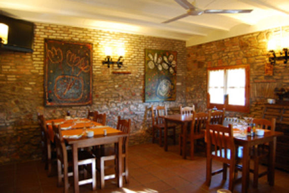 Foto 8 de Restaurantes espectáculo en Tordera | Cuina Cal Nano