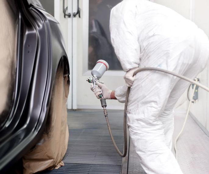 Pintado de automóviles : Servicios de Motor Home