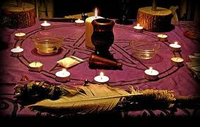 Rituales y velas