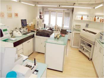 Foto 2 de Laboratorios de análisis clínicos en Barcelona | Analítica Dra. Pifarré